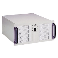 "Корпус STORAGE 5U MAP-S5AR31 2x300W (8x5.25ext, 2x3.5"", 482mm) белый"