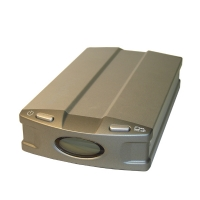"Внешний корпус 3.5"" (USB2.0) MS-LCD35U2 LCD экран (для IDE HDD) ext box"