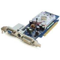 Видеокарта PALIT PCI-E GF 7300GS 64bit 256 MB DDR2 TV-OUT DVI