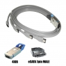 Кабель SAS HighPoint Cable Infiniband to 4 E-SATA cable