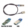 Кабель SAS HighPoint Cable EXT-MS-1MIB MINI-SAS TO INFINIBAND LATCH (FOR 2322)