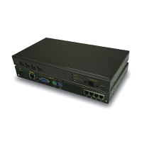 Переключатель KVM OXCA KCC-104E KVM Switch 4 порта Combo (PS/2 & USB)