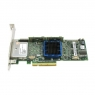 ADAPTEC ASR-3085 (PCI-E x8, LP) KIT(SGL) SAS/SATAII,RAID 0,1,10,5,6,50,8port(EXT 2*SFF8088),256Mb