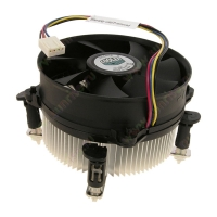 Вентилятор Cooler Master for Intel DI5-9GDPB-PL, LGA 775