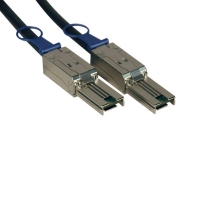 Кабель Mini SAS Cable, SFF-8088 to SFF-8088, длина 4 метра, SAS-011, Negorack