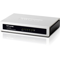 Сетевой концентратор TP-Link TL-SF1005D 5port 10/100 Fast Ethernet Switch