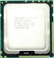 Процессор CPU INTEL XEON E5607 Quad-Core Xeon (1366) 2.26 GHz 8Mb OEM