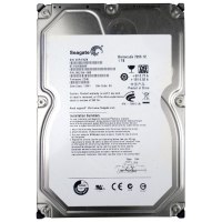 Жесткий диск HDD SATA II 1TB SEAGATE ST31000528AS BARRACUDA 7200RPM/32MB