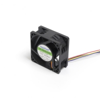 Вентилятор 6cm for m/b BALL 60x60x25мм, DC 12V, 0.2A, 4pin PWM, (4500RPM), NR-FAN6025ES, Negorack