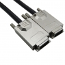 Кабель SAS Cable, SFF-8470 to SFF-8470, длина 2 метра, SAS-034, Negorack